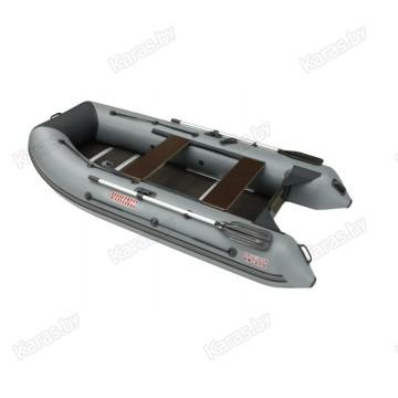Надувная 5-местная ПВХ лодка Посейдон Викинг VN-350 PRO